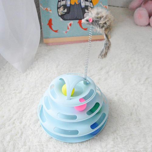猫咪最喜欢的几种玩具,你都备齐了吗?插图(5)