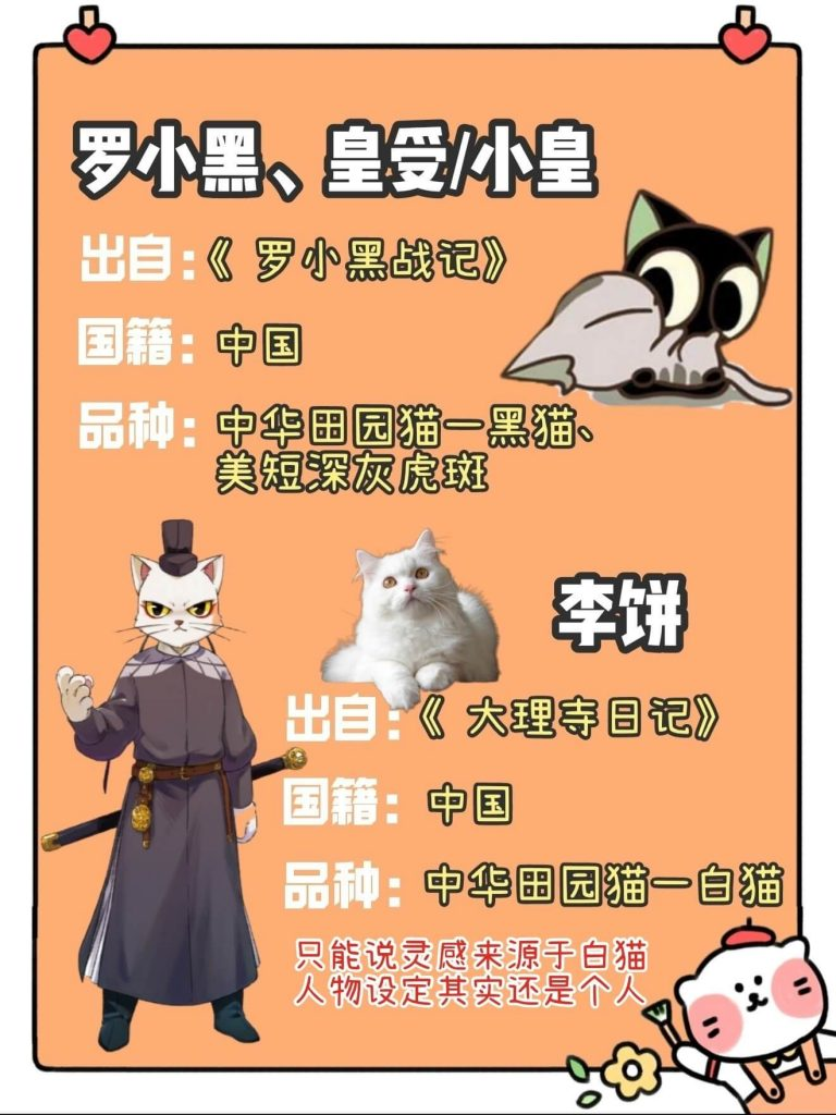 动画里的猫咪是什么品种,你看过哪一部?插图(2)
